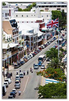Front Street, Bermuda
