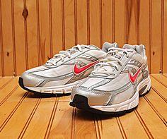 cbbbc79b55a9 2011 Nike Initiator Size 10 - White Metallic Silver Pink - 394053 101