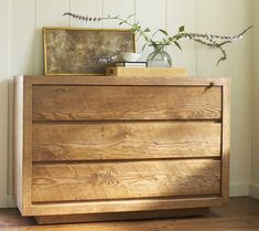 Vintage Fir Dresser #anthropologie #pintowin