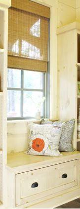 soft & sweet window bench