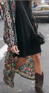 Long kimono summer outfit ideas 2