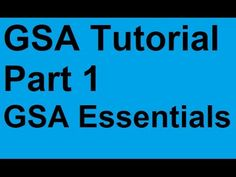 GSA Tutorial Part 1 - http://www.highpa20s.com/link-building/gsa-tutorial-part-1/