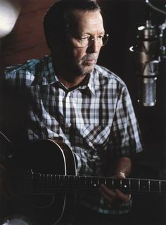 Eric Clapton...If I could change the world