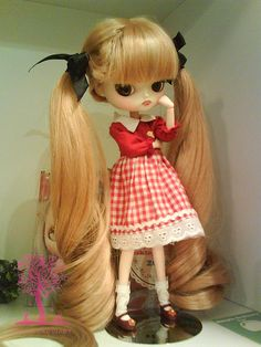Dal Angry*Mae Chan* by Little Doll Room*All about Blythe & Other Dolls Cu, via Flickr