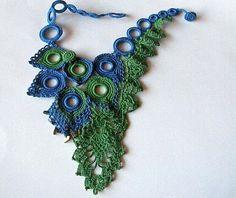 Dzianiny ozdoby Daintycrochetbyaly - Targi Masters - handmade, ręcznie robione
