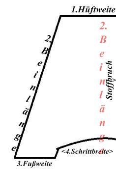 Ninchens Chaos: Workshop:Sarouelhose a la Ninchen    tutorial