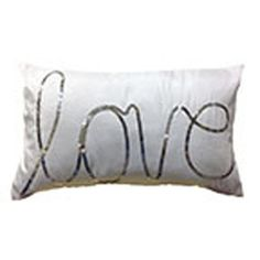 Newry - Silver/White - Pillow (4/CS) White Pillows, Sofa Pillows, Accent Pillows, 4 C's, Quality Furniture, Pillow Cases, Sofas, Beds, Silver