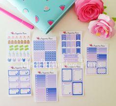 Persönlicher Planer Mini Sticker Kit  von MissPepperteaPlans