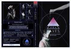 THE EAVES Dance Video/  Logo, DVD box design
