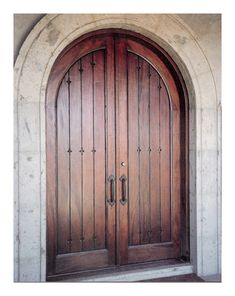 Portfolio of Custom Wood Doors by Craftsmen in Wood | Craftsmen in Wood
