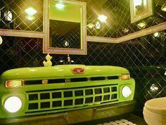 .cool bathroom sink