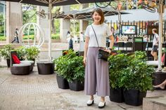 Singapore Streetstyle: Rocking the Culottes
