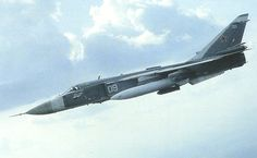 Su-24M Fencer Bomber - Airforce Technology