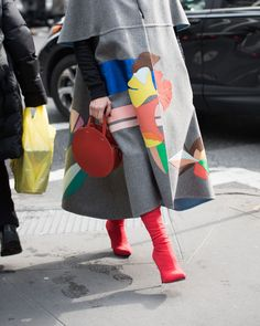 Live From New York, It's Fashion Week Street Style! #refinery29