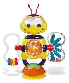 Munchkin Bobble Bee Suction Toy Munchkin http://www.amazon.com/dp/B001I45F70/ref=cm_sw_r_pi_dp_yHMpwb0NJ60KJ
