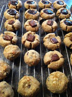 Cookie Recipe, Tweaked  #dairyfree #eggfree #glutenfree #nutfree #allergyfriendly