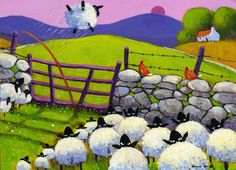 UK ~ Thomas Joseph ~ Ewe'll Go Far