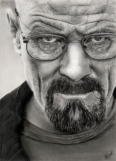 Creative Breaking, Bad, Walter, White, and Thatartistchick image ideas & inspiration on Designspiration Breaking Bad Poster, Breaking Bad Arte, Affiche Breaking Bad, Walter White, Bad Drawings, Pencil Drawings, Breaking Bad Tattoo, Braking Bad, Figure Drawings