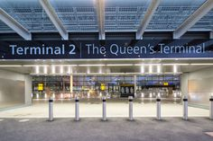 Queen's Terminal At Heathrow Airport Is Geared Up For Flights