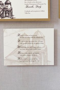 These Ravello Italy wedding invitations are stunning. We designed the invitations with a sketch of Church of Annunziata on the Amalfi Coast. Brown Wedding Invitations, Destination Wedding Invitations, Map Invitation, Invitation Design, Ravello Italy, Amalfi Coast Wedding, Wedding Templates, Italy Wedding, Sketch