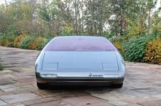 Lamborghini Athon (Bertone), 1980