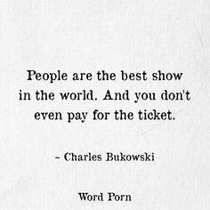 Charles Bukowski ❥