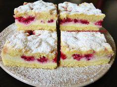 Raspberrybrunette: Jednoduchý tvarohový koláč s ovocím Šťavnatý, os...