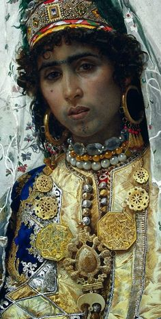 Trés fast et trés fash - mademoisellelapiquante:    Women in paintings by...