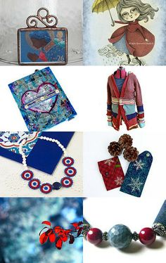 A Touch of Americana by Carol Schmauder on Etsy--Pinned with TreasuryPin.com