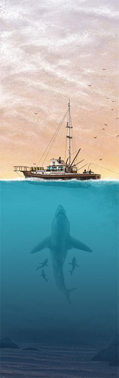 We're gonna need a bigger boat - Jaws Poster