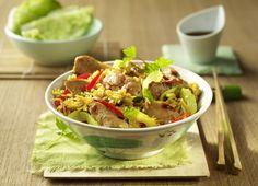 Asiatisch geniessen mit Geflügel - Deutsches Geflügel