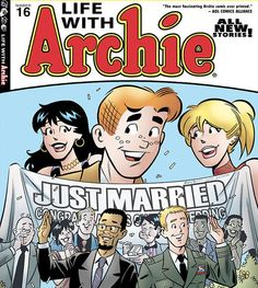 The Girls' Guide to Comic-Con 2012: Archie Comics #SDCC