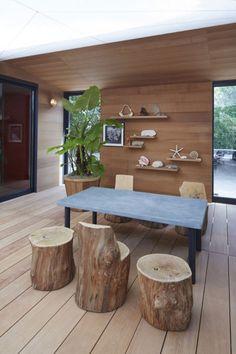 La Maison au bord de l'eau de Charlotte Perriand & Louis Vuitton
