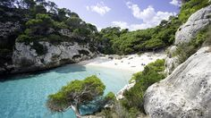 The Eight Best Secret Beaches | You'll have to break a sweat to get there, but it's often worth going the extra mile to ensure a slice of paradise