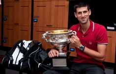 """""""As a kid I was creative."""" Novak Djokovic"""
