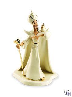 Discontinued Lenox Collectibles | Lenox Disney - Villians - Jafar