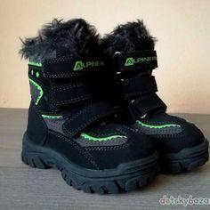 Zimni boty Alpine Pro vel. 32 z bazaru