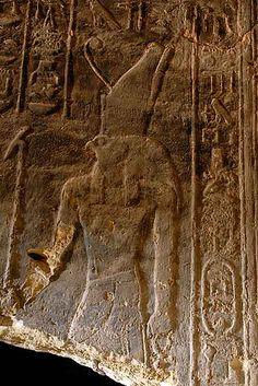 Carving, Temple of Mut, Jebel Barkal, Sudan السودان https://www.facebook.com/realsudantours
