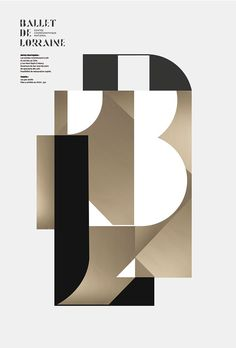 #graphic design #typography #posters - Typographies - Lorraine - Les Graphiquants