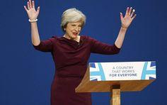 Brexit : Pour Theresa May la langue de Molière n'a pas sa place dans les négociations