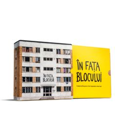In fata blocului Graphic Design Layouts, Layout Design, Nostalgia, Office Supplies, Books, Shopping, Mai, Romania, Card Stock