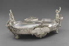 A French Jardiniere (1870	 Paris)
