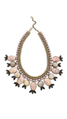 Layered Necklace -Deepa Gurnani