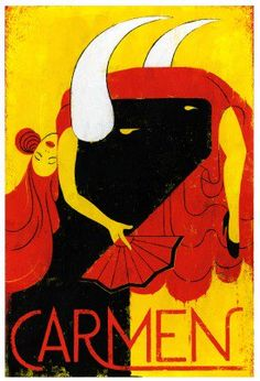Bizet Carmen Opera Grand Rapids