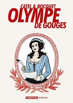 Olympe de Gouges - BD par Catel et Bocquet