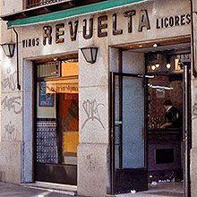Casa Revuelta Madrid. El mejor sitio donde comer torreznos y bacalao rebozado.