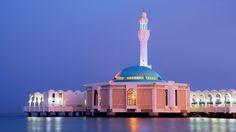 Rahma mosque_ Saudi Arabia