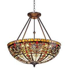 Bronze, Dining - Living Room Chandeliers By LampsPlus.com