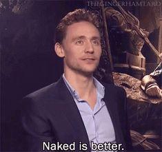 Loki tom hiddleston gif imagine him saying this to u