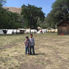California National, State, Regional & Local Parks - CaliParks : Fort Tejon State Historic Park